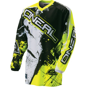 ONeal Element Bike Jersey Longsleeve Children Shocker yellow